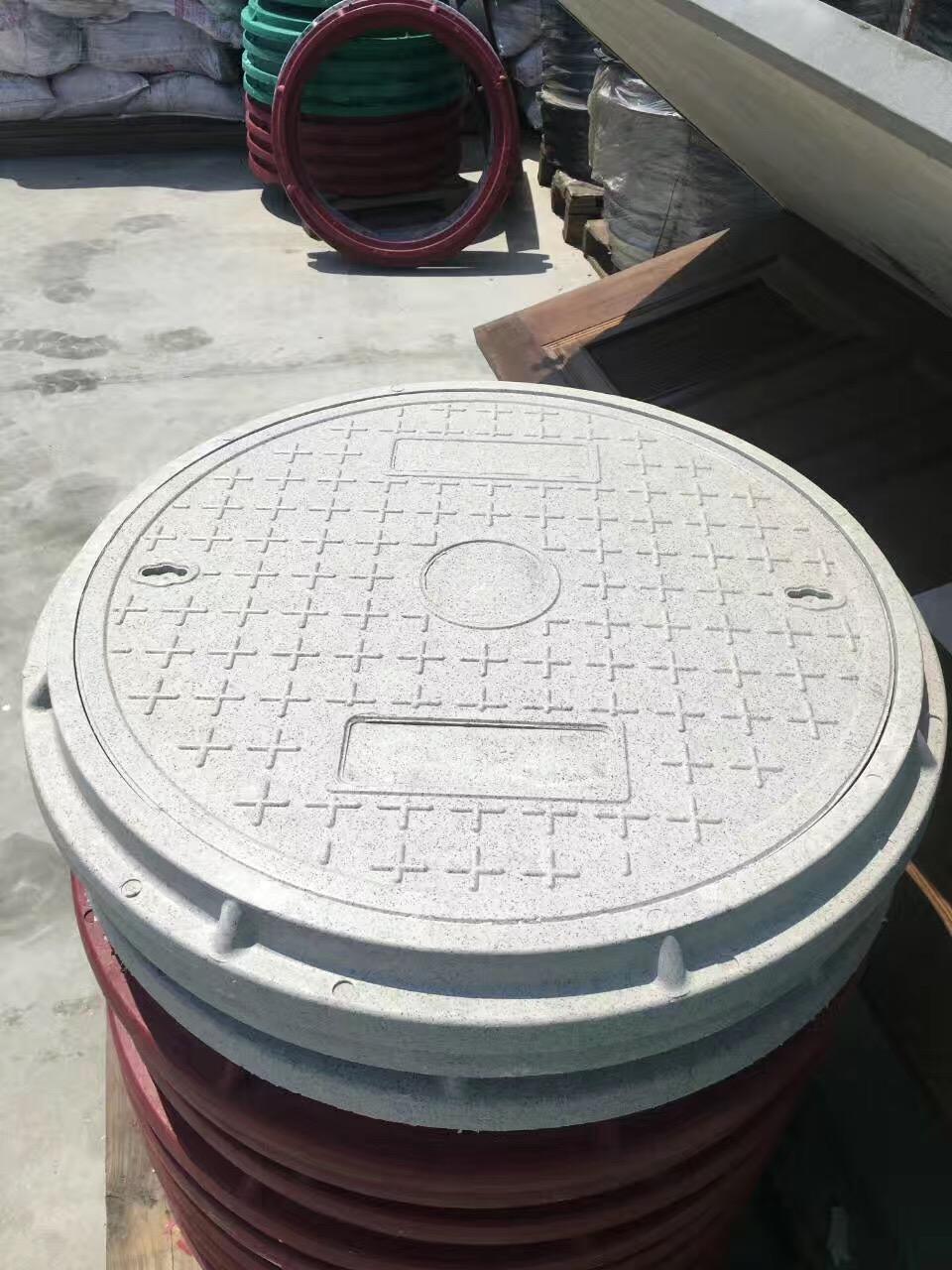 艺术井盖/仿石材井圆形井盖