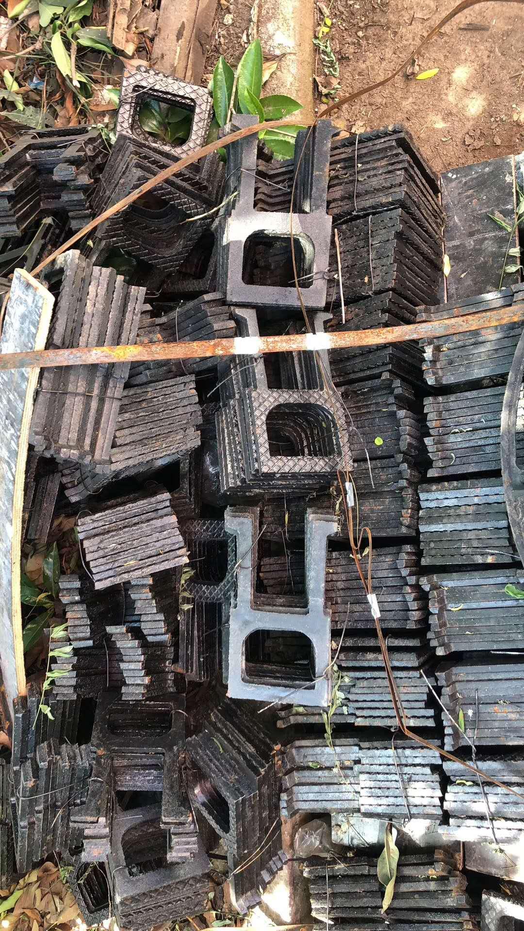 球墨铸铁窨井爬梯