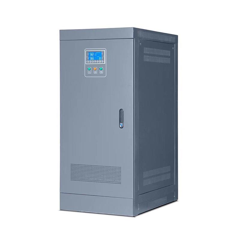 工业专用三相补偿式电力稳压器