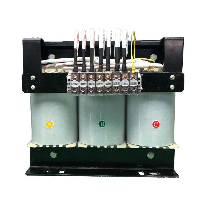 380V变200V三相干式隔离变压器