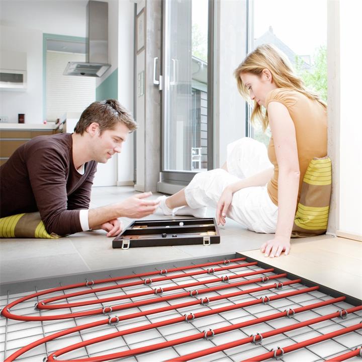 亲具工程师为您讲述地暖安装工艺规范流程