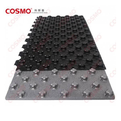 地暖模块 科斯曼16蘑菇板16模块 节能高效地暖