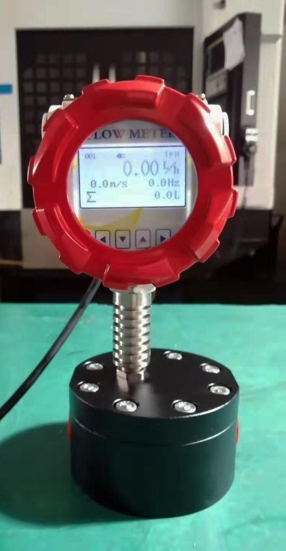 高温齿轮流量计-高温200℃