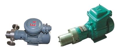 WCFB型不锈钢磁力齿轮泵
