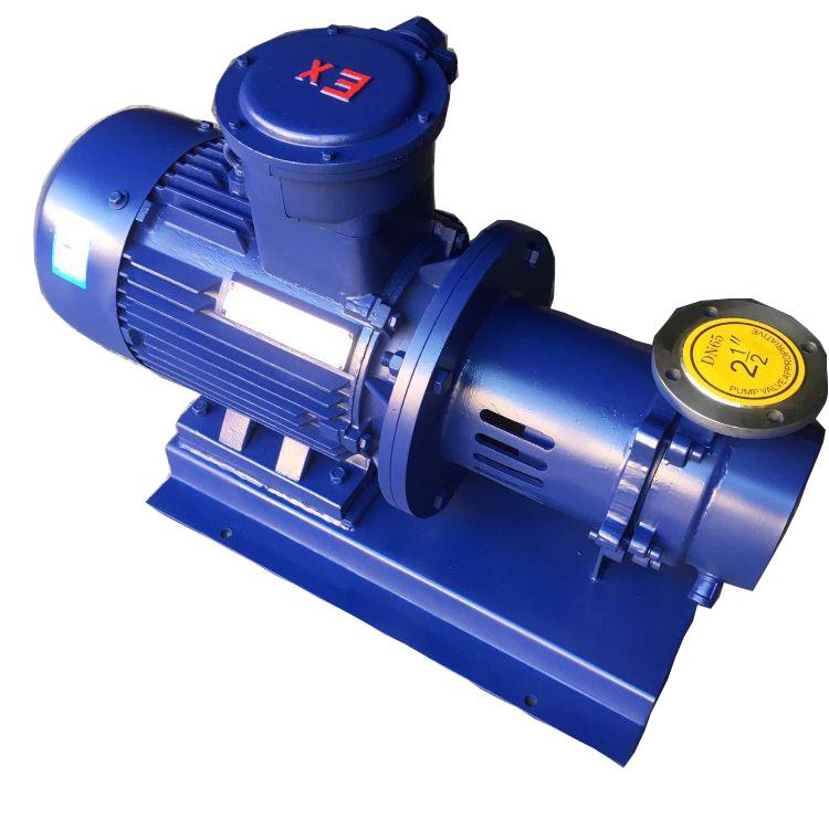 CQGB高温保温磁力驱动泵