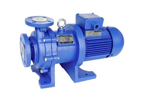 CQB-F型氟塑料磁力驱动离心泵
