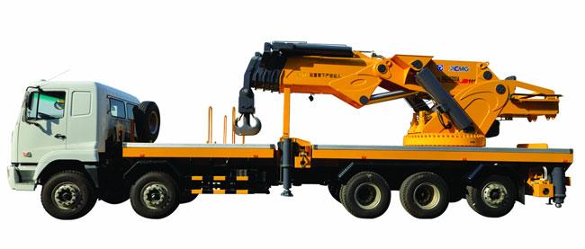 60-150吨折臂式...