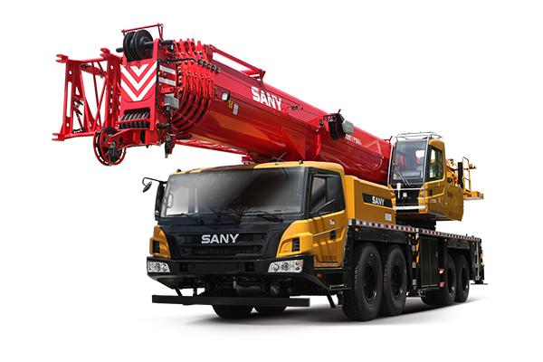 8-300吨汽车起重...