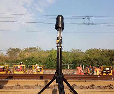 铁路4G可视化作业系统