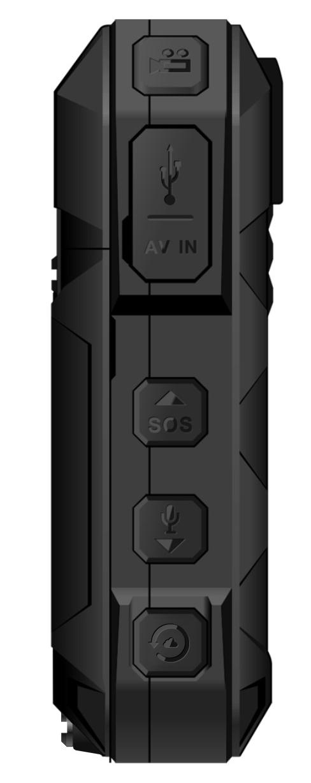 4G智能执法记录仪I6