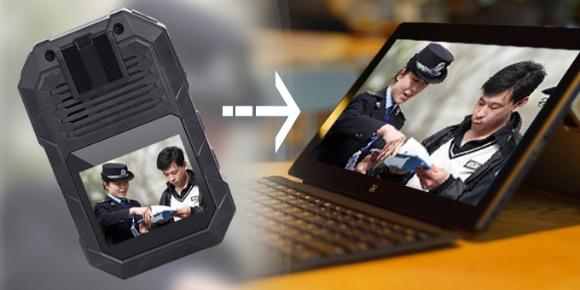 4G智能执法记录仪单机版软件