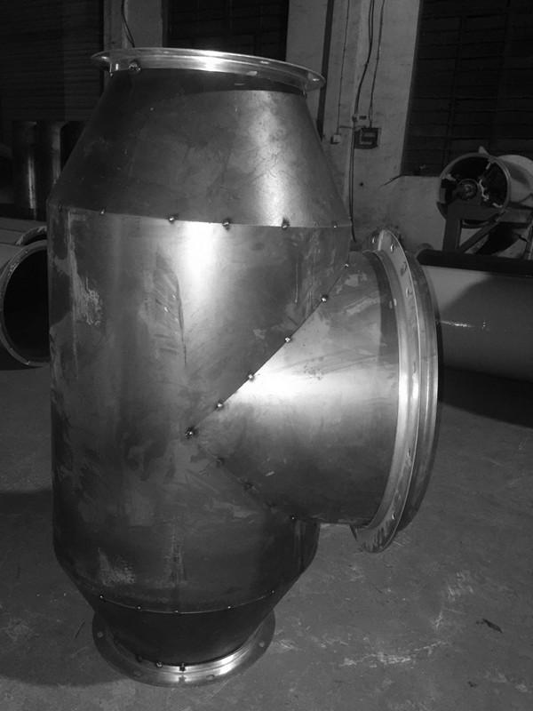 焊接风管三通