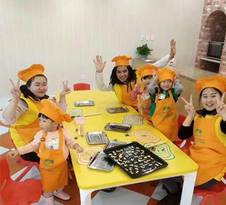 幼儿英语培训学校