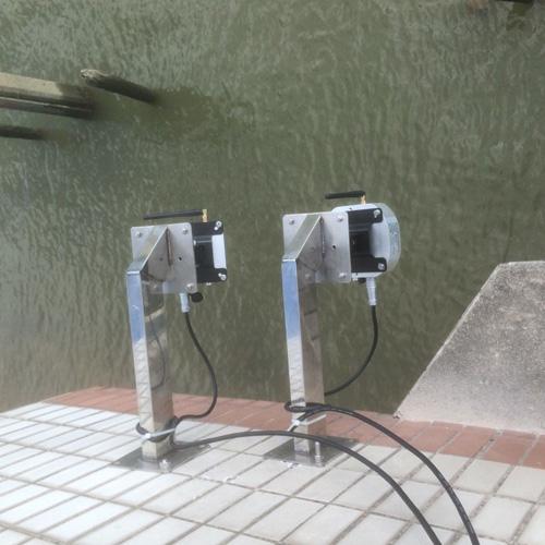 固定式雷达测流、雷达测水位方案