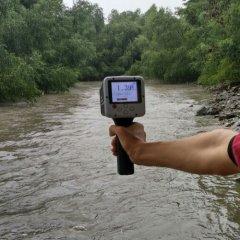 手持式雷达流速仪应急检测