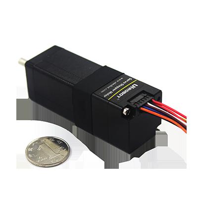 UIM2842IE系列 一体化闭环步进伺服系统