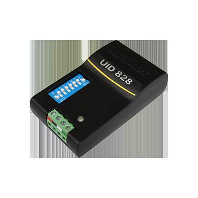 UID828 多功能模拟数字I/O及PWM控制器