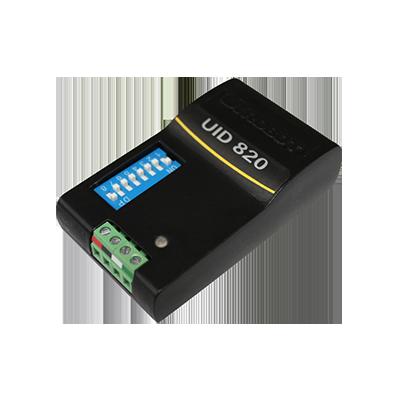 UID820 数字I/O及PWM输入输出控制器