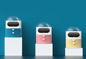 化妆品收纳盒设计