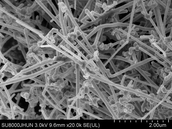 氟化纳米碳纤维应用