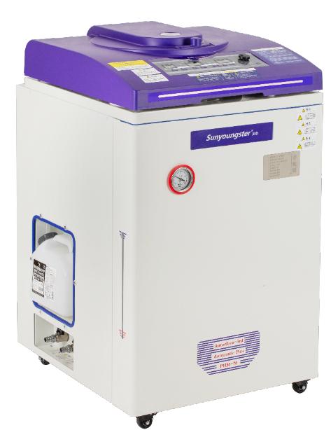120L高压蒸汽灭菌器