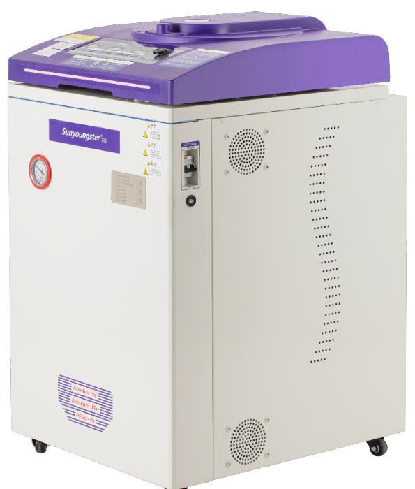 100L高压蒸汽灭菌器