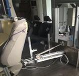座椅滑軌疲勞測試