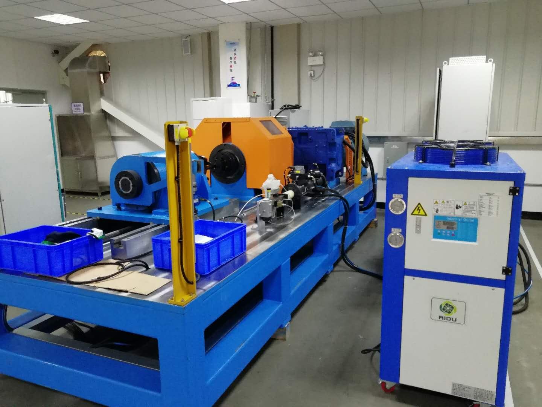 大容量制動器耐久試驗機