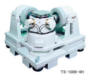 多轴电动振动试验系统(3轴同时):TS系列