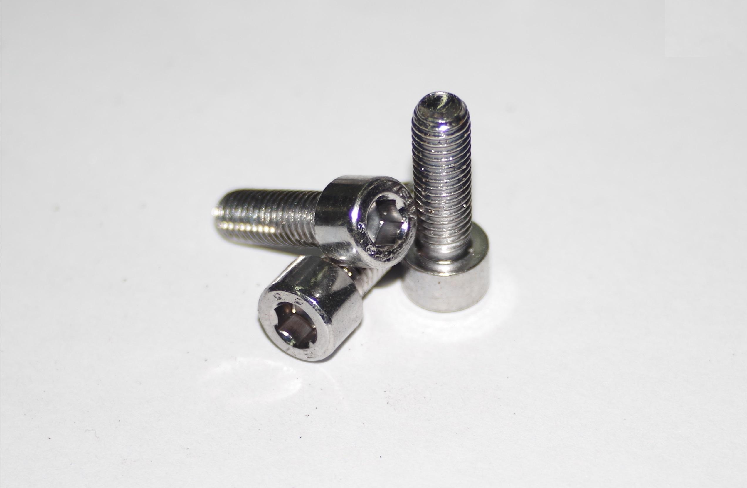 不锈钢内六角螺栓