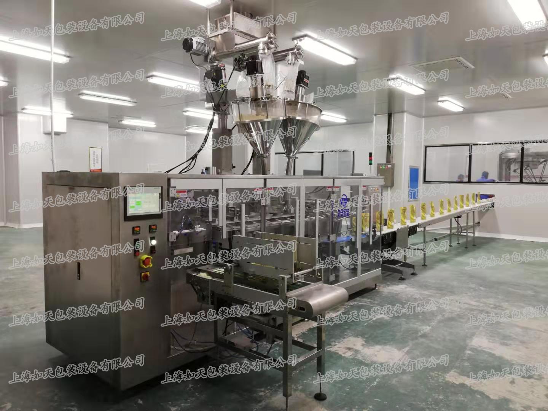 广东佳隆鸡粉袋装生产线