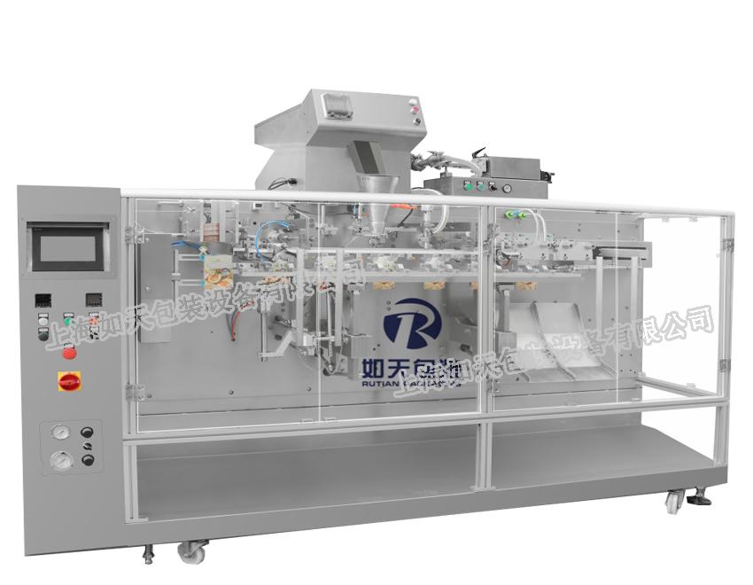 RT-180G/180GZ水平给袋式包装机