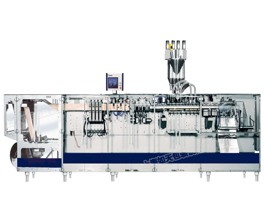 RTS-180T/180D系列水平式自动卷膜包装机