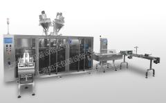 RT-240GP/RT-330GP系列水平给袋式颗粒包装机
