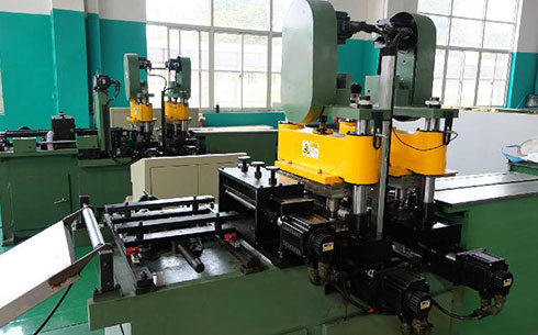 廠家供應300型變壓器鐵芯芯柱橫剪機_橫剪機