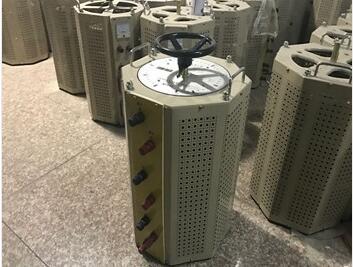 TSGC2-30KVA三相接触式调压器