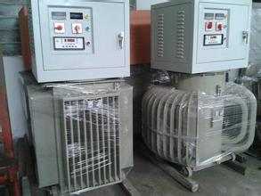油浸式感应调压器TSJA-80KVA