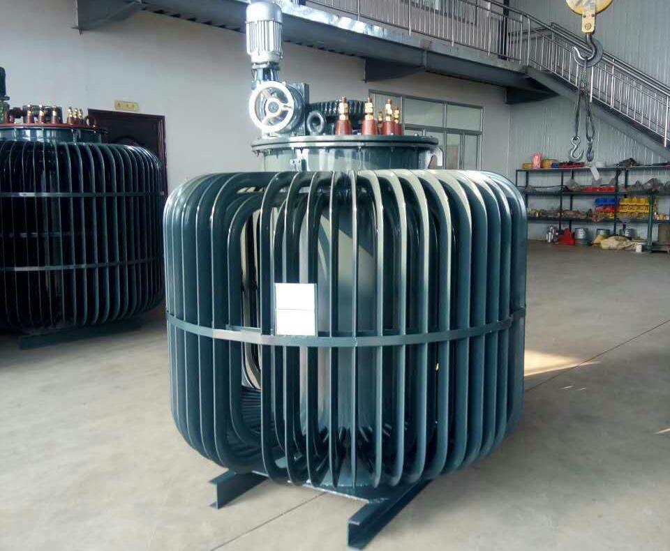 油浸式感应调压器TSJA-300KVA