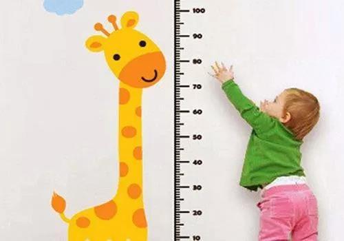 最新身高体重标准表,快看你家娃合格了吗?