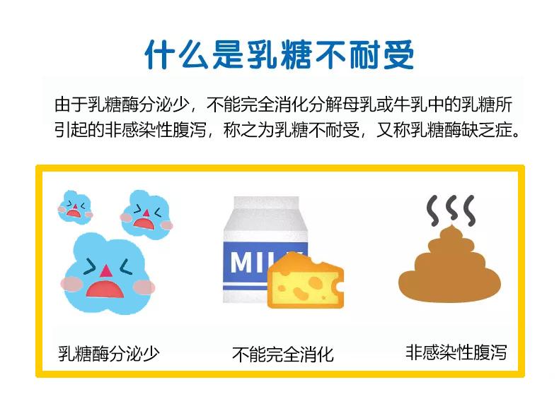 乳糖酶是什么?缺乏乳糖酶有四大危害!