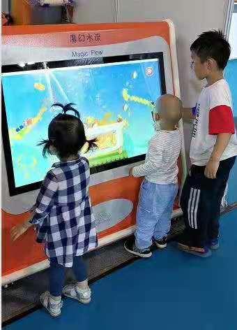 一起来了解与幼儿互动的小窍门