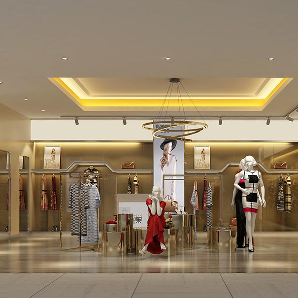 重庆店女装区