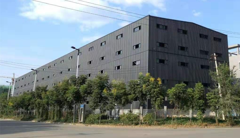 成都紅蜻蜓工業園倉庫工程