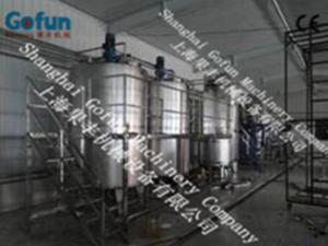 紅菇娘果汁生產線