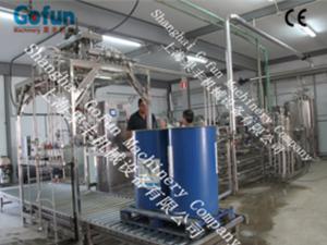 西班牙蘆薈汁生產線