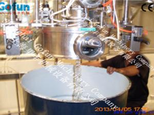 泰國椰汁灌裝系統