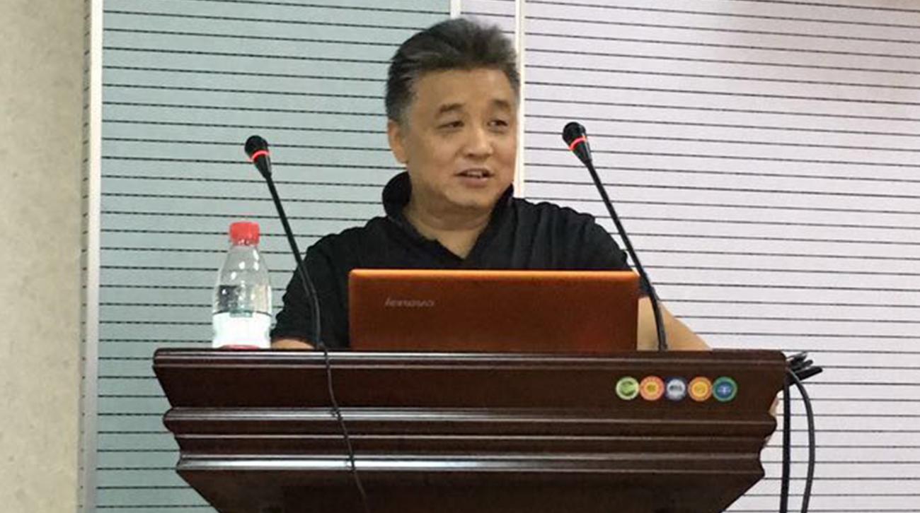 果豐公司總經理應邀出席三峽大學講座