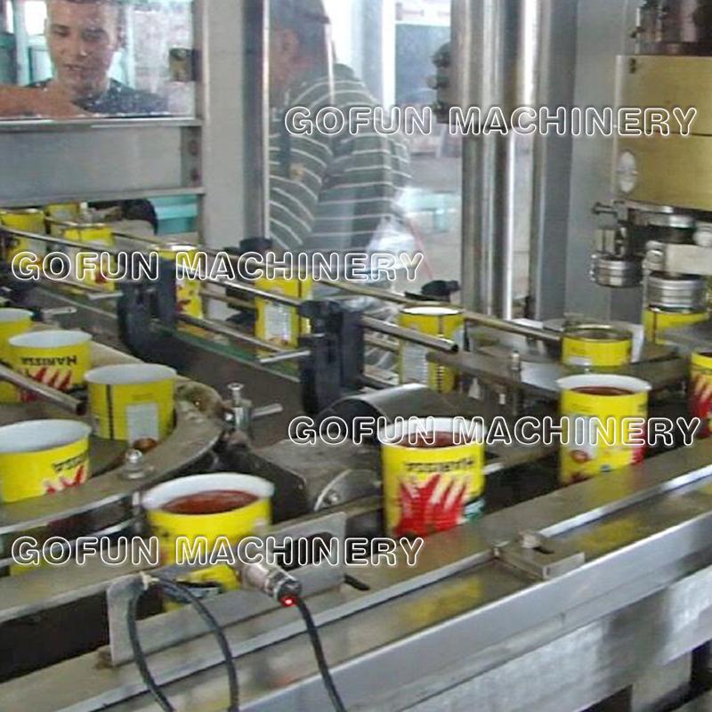 易拉罐灌装机