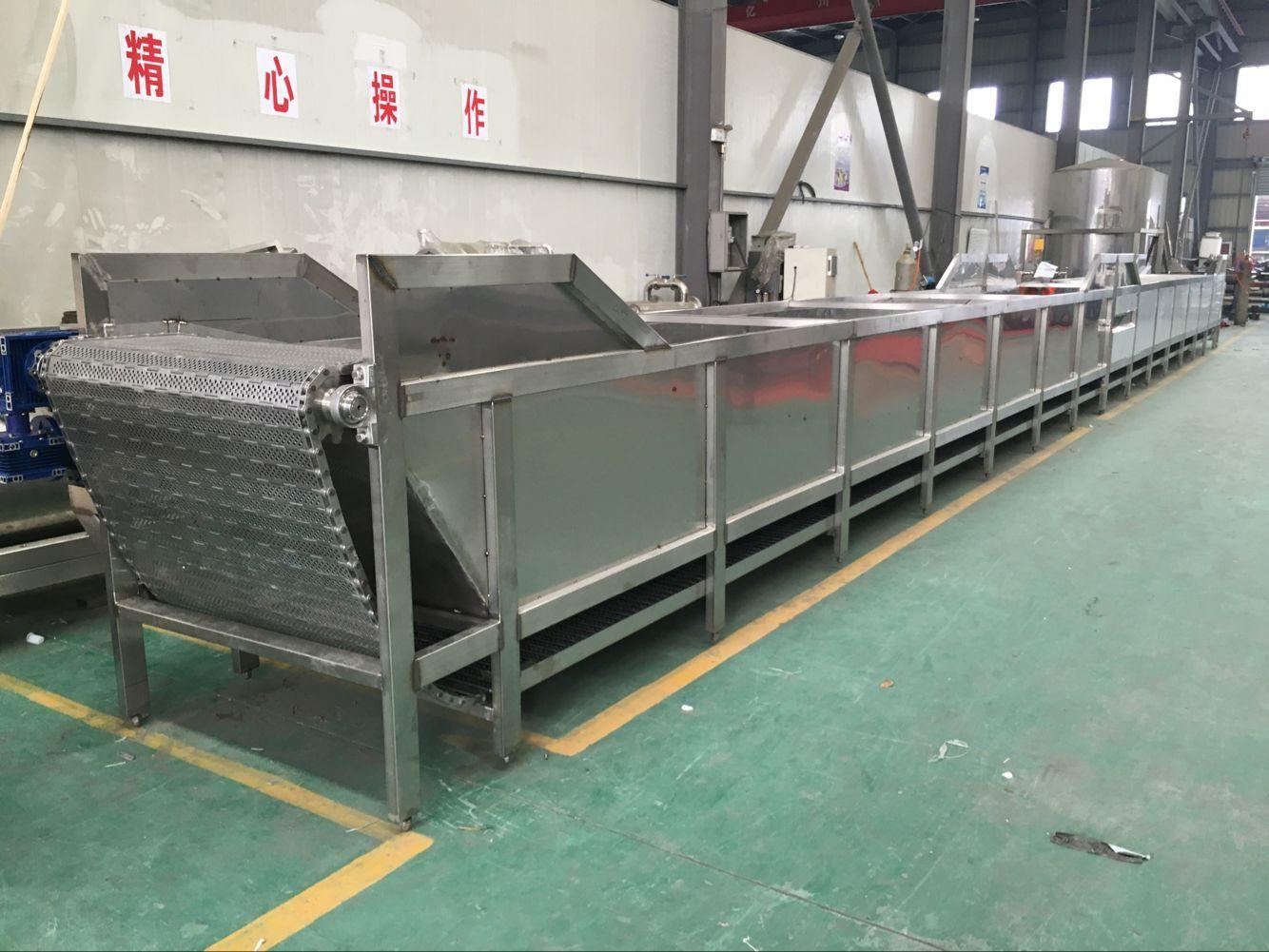 调配及包装生产线