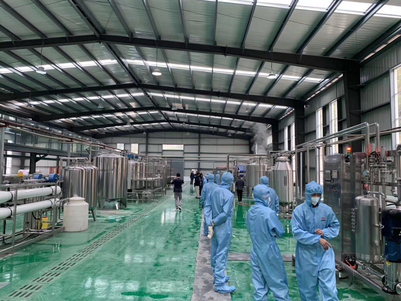 5000噸刺梨汁及500噸刺梨果脯加工項目